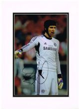 Petr Cech Autograph Signed Photo - Chelsea